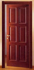 Falegnameria caccia carrara porte da interno - Porte color ciliegio ...