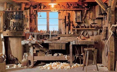 Falegnameria caccia carrara il legno for Progettazione di mobili lavorazione del legno